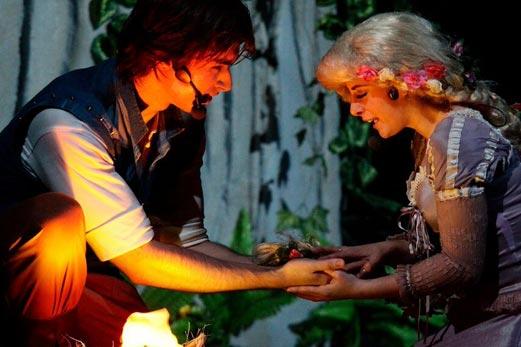 """Paulinia recebe espetáculo """"Rapunzel, o Musical"""" - Paulínia VIP"""